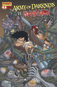 Cover for Army of Darkness (Dynamite Entertainment, 2005 series) #1 [Cover C]