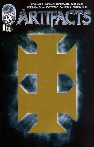 Cover for Artifacts (2010 series) #3