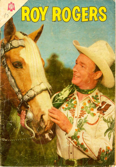 Cover for Roy Rogers (Editorial Novaro, 1952 series) #151