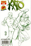 Cover Thumbnail for Kato (2010 series) #1 [Benitez DF Exclusive Cool Green]