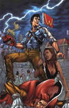 Cover Thumbnail for Army of Darkness (2005 series) #12 [Virgin Art RI - Sharpe]