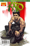 Cover Thumbnail for Kato (2010 series) #3 [Garza]