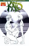 Cover Thumbnail for Kato (2010 series) #9 [Black-and-White Ale Garza Variant]