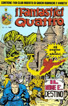 Cover for I Fantastici Quattro (Editoriale Corno, 1983 series) #1
