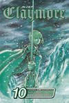 Cover for Claymore (Viz, 2006 series) #10