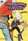 Cover for Hopalong Cassidy (Editorial Novaro, 1952 series) #151