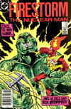 Cover Thumbnail for The Fury of Firestorm (1982 series) #52 [Newsstand]