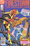 Cover Thumbnail for The Fury of Firestorm (1982 series) #53 [Newsstand]