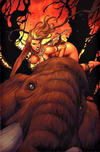 Cover for Jungle Girl (Dynamite Entertainment, 2007 series) #2 [Cho Virgin Art]