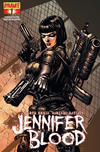 Cover Thumbnail for Jennifer Blood (2011 series) #1 [Johnny Desjardins Cover]