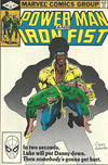 Cover Thumbnail for Power Man and Iron Fist (1981 series) #83 [direct]