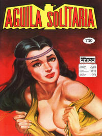Cover Thumbnail for Aguila Solitaria (Editora Cinco, 1976 ? series) #730