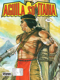 Cover Thumbnail for Aguila Solitaria (Editora Cinco, 1976 ? series) #741
