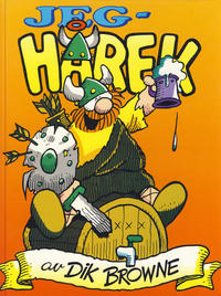 Cover Thumbnail for Jeg - Hårek (Semic, 1993 series) #[nn]