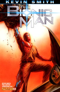 Cover Thumbnail for Bionic Man (Dynamite Entertainment, 2011 series) #1