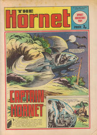 Cover for The Hornet (D.C. Thomson, 1963 series) #546