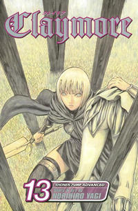 Cover Thumbnail for Claymore (Viz, 2006 series) #13