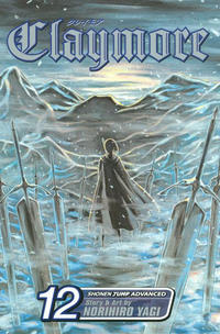 Cover Thumbnail for Claymore (Viz, 2006 series) #12