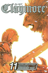 Cover Thumbnail for Claymore (Viz, 2006 series) #11