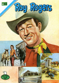 Cover Thumbnail for Roy Rogers (Editorial Novaro, 1952 series) #393