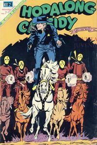 Cover Thumbnail for Hopalong Cassidy (Editorial Novaro, 1952 series) #173