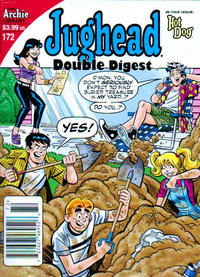 Cover Thumbnail for Jughead's Double Digest (Archie, 1989 series) #172