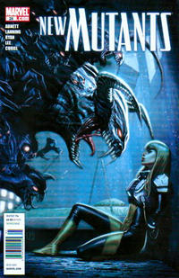 Cover Thumbnail for New Mutants (Marvel, 2009 series) #28