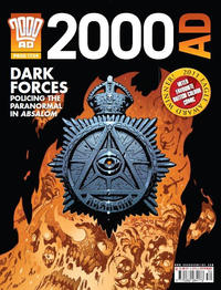 Cover Thumbnail for 2000 AD (Rebellion, 2001 series) #1739