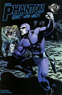 Cover Thumbnail for The Phantom: Ghost Who Walks (Moonstone, 2009 series) #11 [Cover A]