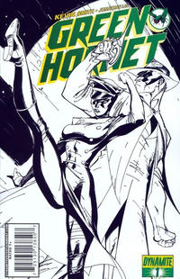 Cover Thumbnail for Green Hornet (Dynamite Entertainment, 2010 series) #1 [9. J. Scott Campbell Retailer Incentive]