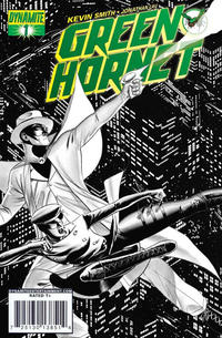Cover Thumbnail for Green Hornet (Dynamite Entertainment, 2010 series) #1 [6. John Cassaday Retailer Incentive]