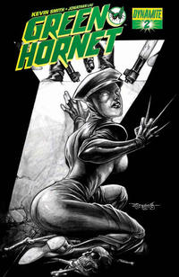 Cover Thumbnail for Green Hornet (Dynamite Entertainment, 2010 series) #2 [Segovia Shared Exclusive]