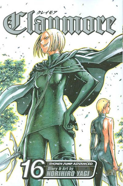 Cover for Claymore (Viz, 2006 series) #16