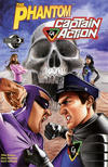 Cover for The Phantom - Captain Action (Moonstone, 2010 series) #1 [Cover B]