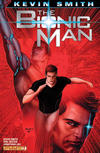 Cover for Bionic Man (Dynamite Entertainment, 2011 series) #1 [Paul Renaud Variant]