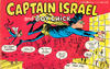 Cover for Captain Israel and Boy Chick (Lancer Books, 1966 series)