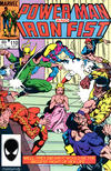 Cover for Power Man and Iron Fist (Marvel, 1981 series) #110 [direct]