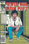 Cover Thumbnail for Power Man and Iron Fist (1981 series) #114 [newsstand]