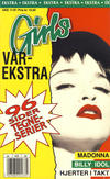 Cover for Girls ekstra (Hjemmet, 1990 series) #Vårekstra 1991