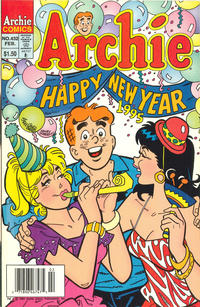 Cover Thumbnail for Archie (Archie, 1959 series) #432