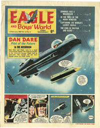 Cover for Eagle (1959 series) #v16#6