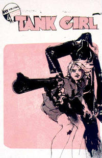 Cover Thumbnail for Tank Girl: The Gifting (IDW, 2007 series) #4 [Retailer Incentive]