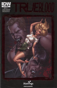 Cover for True Blood (2010 series) #2 [Cover RIB]