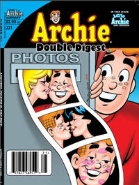 Cover for Archie Double Digest (2011 series) #221