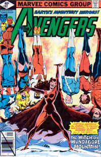 Cover Thumbnail for The Avengers (Marvel, 1963 series) #187 [Direct Edition]
