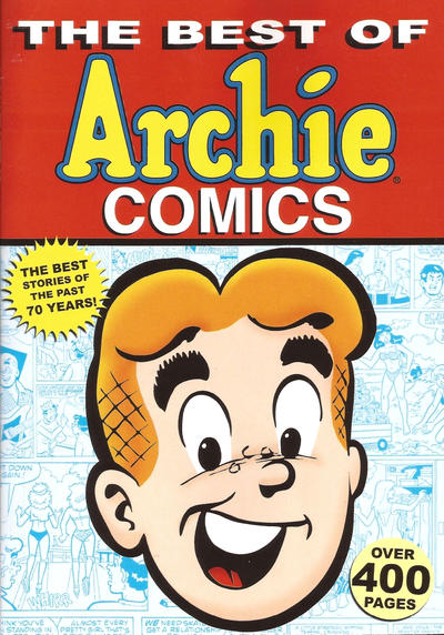 Cover for The Best of Archie Comics (Archie, 2011 series) #[nn]