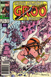 Cover Thumbnail for Sergio Aragonés Groo the Wanderer (1985 series) #19 [Newsstand Edition]