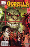 Cover Thumbnail for Godzilla: Gangsters and Goliaths (2011 series) #4 [Cover B]