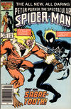 Cover Thumbnail for The Spectacular Spider-Man (1976 series) #116 [Newsstand Edition]