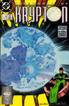 Cover for World of Krypton (DC, 1987 series) #3 [Direct Edition]